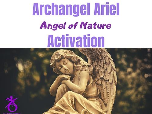Archangel Ariel (The Angel of Nature)