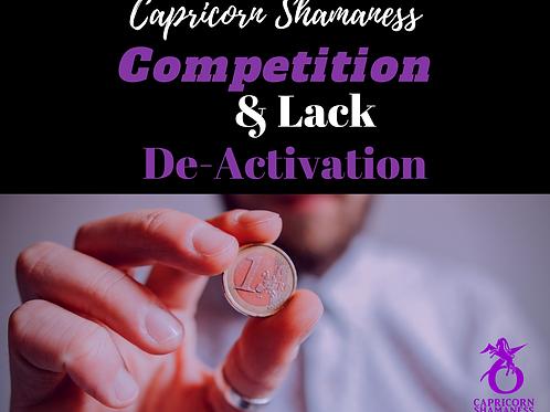 Competition and Lack Deactivation