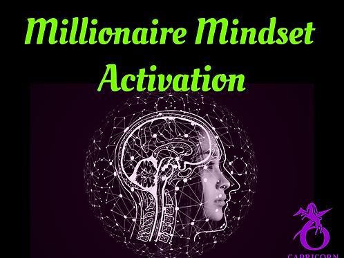 Millionaire Mindset Activation