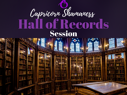 Hall of Records Session