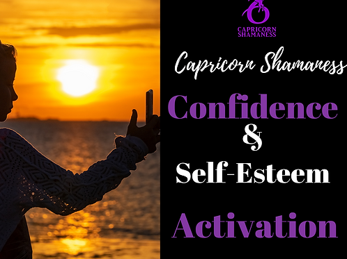 Confidence and Self Esteem