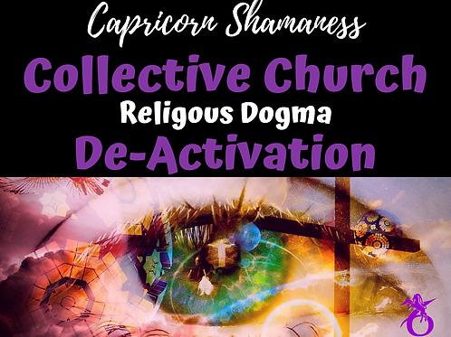 Collective Church (Religious Dogma) Deactivation