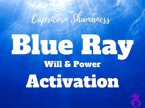 Blue Ray Activation