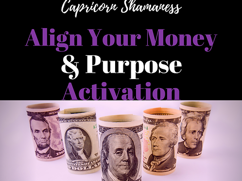 Aligning Money and Your Purpose