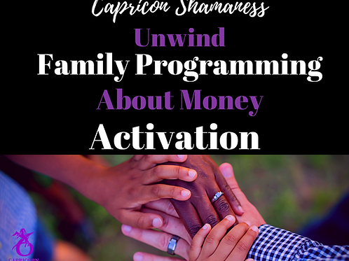 Unwind Family Programming Regarding Money