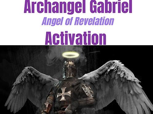 Archangel Gabriel (The Angel of Revelation)