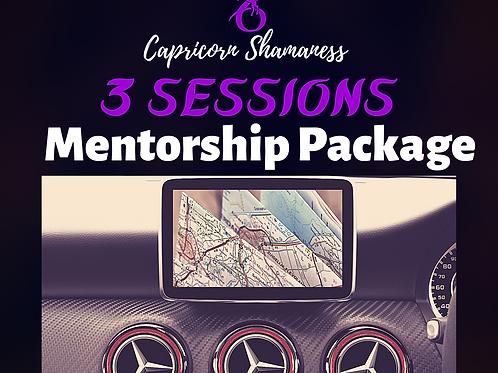 3 Session Mentorship Program
