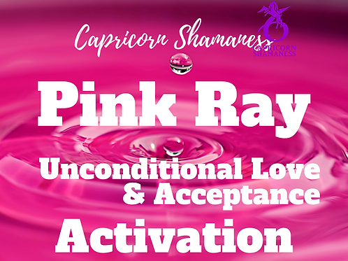 Pink Ray Activation