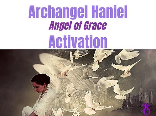 Archangel Haniel (The Angel of Grace)
