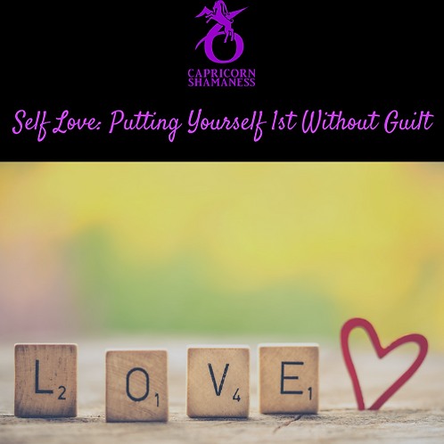 Cancel CODEPENDENCE with Self Love: Put Yourself First without the Guilt