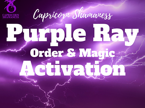 Purple Ray Activation
