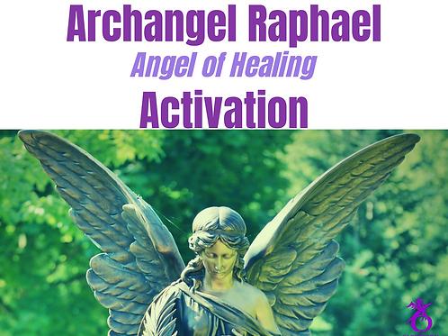 Archangel Raphael (Angel of Healing)
