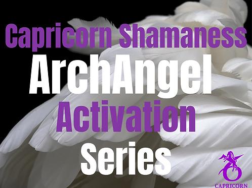 Archangel Attunements Series