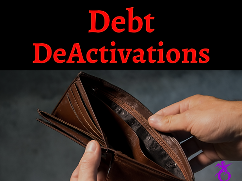 Debt Deactivation