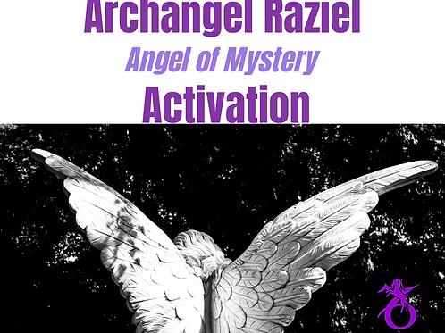 Archangel Raziel (Angel of Mystery)