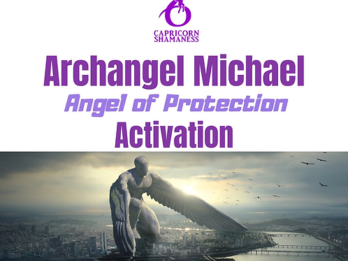 Archangel Michael (Angel of Protection)