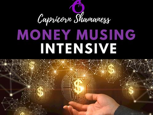Money Musing Intensive - March 2021