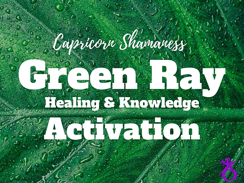 Green Ray Activation