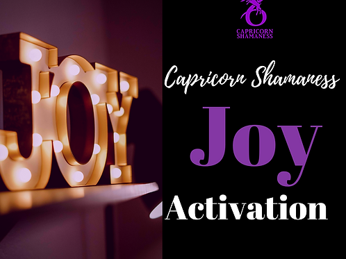 Joy Activation