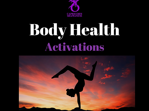 Body Health Activations