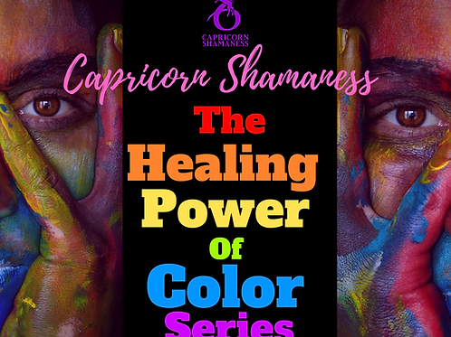 Healing Power of Color Series