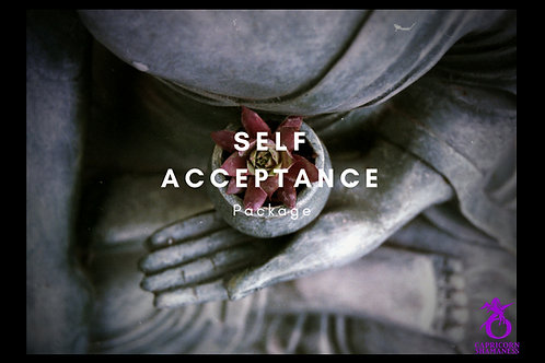 Self Acceptance Series