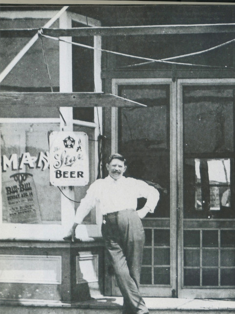 About the time of prohibition came in, Fred Kamman sold out, and the place became Wint's