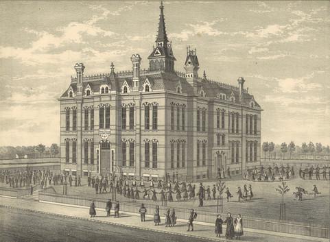 The Union School - 1800's