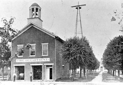 Fire Department (now Post office)