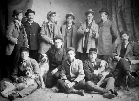1890's era group