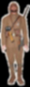 WW1 Turkish Uniform