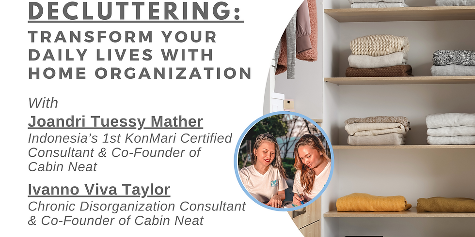 Decluttering: Transform Your Daily Lives With Home Organization