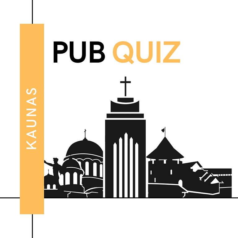 Pub Quiz | Kaunas
