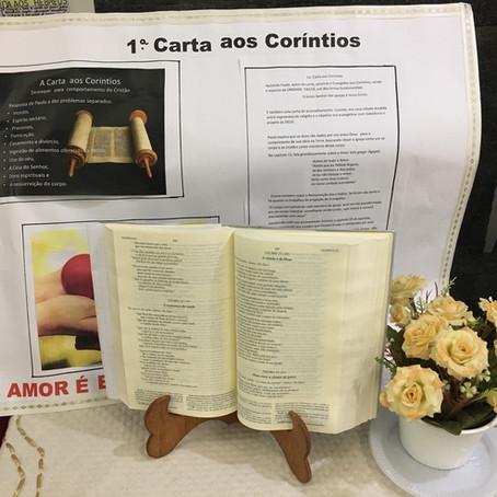 1ª Carta aos Coríntios - Semana Bíblica 2019