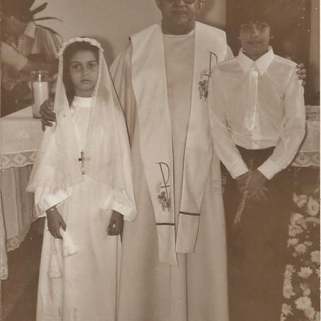 Nossos párocos - Monsenhor Alfir Barreto