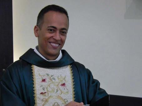 Nossos párocos - Padre Marciano Rodrigues