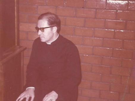 Nossos párocos - Monsenhor Lucas Malaquias
