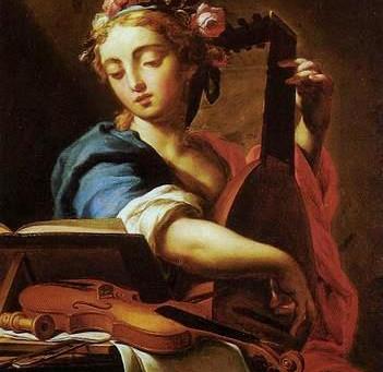 Santa Cecília padroeira dos músicos