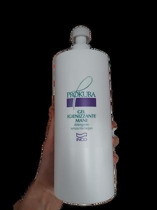 Gel igienizzante detergente senza risciacquo 1000 ml (1 pezzo)