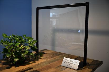 Single Countertop Shield - on desk.jpg