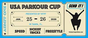 WFPF USA Parkour Cup 2020
