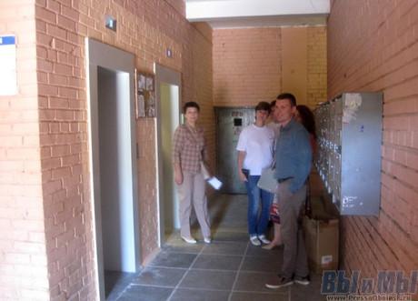 В Обнинске оценили качество новых лифтов