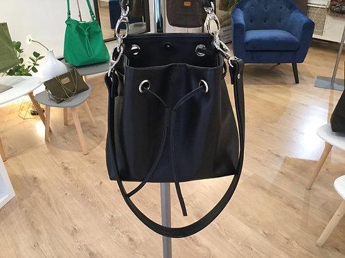 Modèle Matilda cuir noir