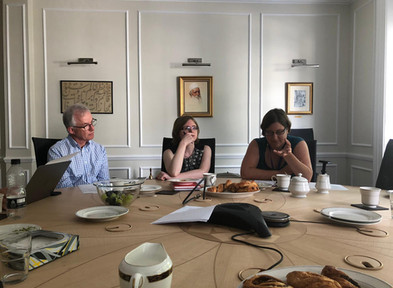 July Roundtable: Religion and Community Life.