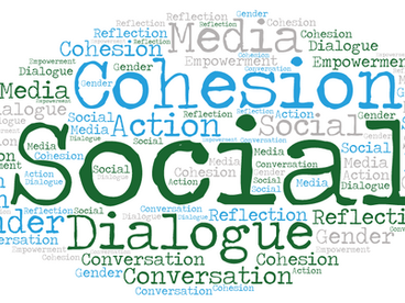 Exploring the Role of Dialogue in Promoting Social Cohesion