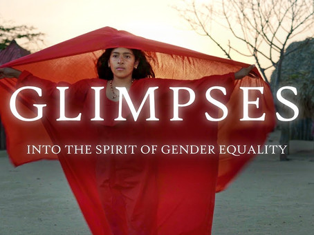 'Glimpses into the Spirit of Gender Equality': a personal reflection on a new film