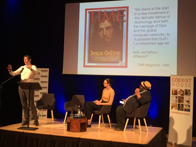 Exploring Belief at the Religion and Media Festival