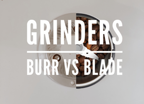 Grinders: Burr vs Blade (and what you should buy!)