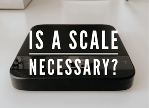 Is a Scale Necessary?