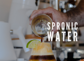 Spronic Water Recipe